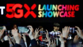"""韩国的""""5G领先""""故事也讲不下去了"""