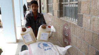 世界粮食计划署获诺贝尔和平奖,疫情下3亿人缺粮吃