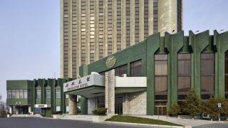 平壤酒店:穿越时光回到过去,独特魅力吸引怀旧游客