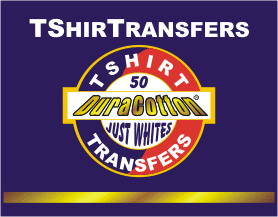 JustWhites T Shirt Transfers