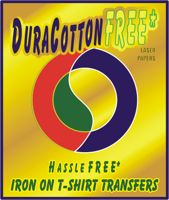 WeedFREE Iron ON T-Shirt Transfers