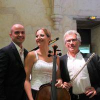 DF & Friends : Olivier Lusinchi à la flûte