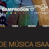 Festival de música Isaac Albeniz