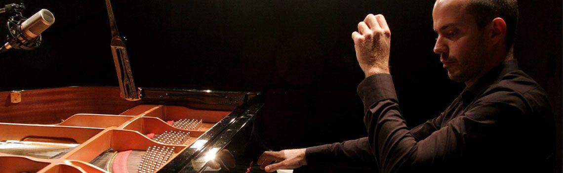 Biographie de Philippe Argenty, pianiste