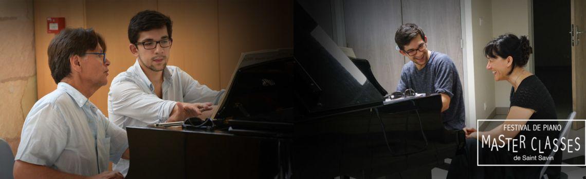 Festival de piano de Saint-Savin
