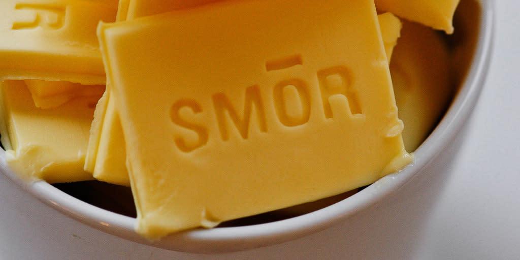 hur länge håller smör