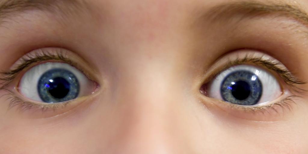 gröna ögon mutation