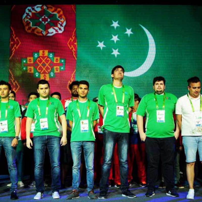 Туркменский киберспорт получит импульс к развитию