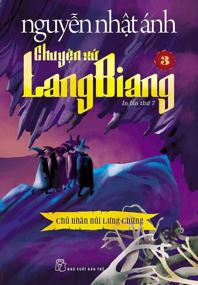 Chuyện Xứ Lang Biang (Tập 3: Chủ Nhân Núi Lưng Chừng)
