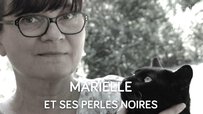 MARIELLE ET SE PERLES NOIRES