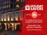 Holiday Saver up to 35% Off from Far East Hospitality