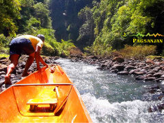 Pagsanjan Falls Laguna Day Tour for 4 - PHP3,400 from Shore 2 Shore Travel Services