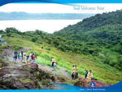 Taal Volcano Tour for 6 - A Manila Tour at PHP2,600 from Shore 2 Shore Travel Services