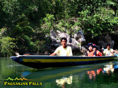 Pagsanjan Falls Laguna Day Tour for 6 - PHP3,000 from Shore 2 Shore Travel Services