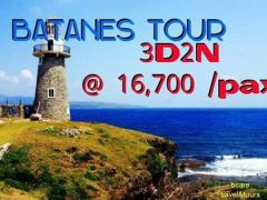 3D2N BATANES ALL-IN PROMO PACKAGE from B-Care Travel and Tours