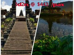 Wonderful BALI Package_2016! from B-Care Travel and Tours