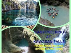 Canyoneering at Kawasan Falls Promotional Package from B-Care Travel and Tours