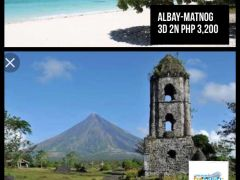 3D2N ALBAY - MATNOG from FUNTRAVEL.ph by RicJoe Tour