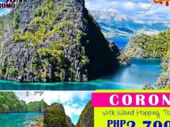 3D2N CORON LAND ARRANGEMENT TOUR PACKAGE from Funtreats Travel and Tours