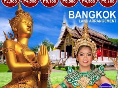 3D2N BANGKOK + CITY TOUR (FREE & EASY) from Funtreats Travel and Tours