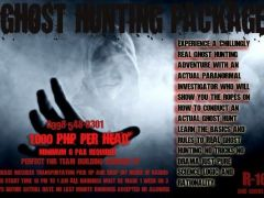 Ghost Hunting Adventure In Baguio City from Pine City Fright Tours