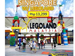 3D2N SINGAPORE with Legoland from Travel Escape Travel and Tours