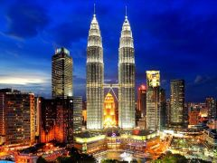 3D2N KUALA LUMPUR FREE AND EASY from Dream Flight Travel and Tours, Inc