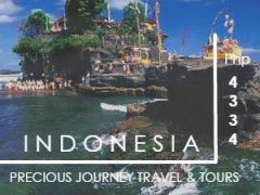 INDONESIA from Precious Journey Travel and Tours