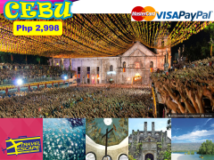3 DAYS 2 NIGHTS CEBU LAND ARRANGEMENT from Travel Escape Travel and Tours