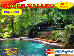HIDDEN VALLEY, LAGUNA from Travel Escape Travel and Tours