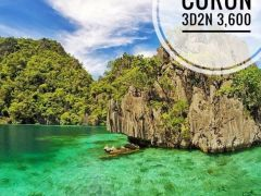 Coron 3D2N from Oceanstar Travel and Tours Inc.