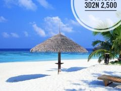 Boracay 3D2N from Oceanstar Travel and Tours Inc.