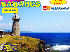 3 DAYS 2 NIGHTS BATANES PACKAGE from Travel Escape Travel and Tours