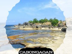Cabongaoan Beach - A Summer Escapade to Wonders of Pangasinan from ST. MICHAEL EXPLORER TRAVEL AND TOURS