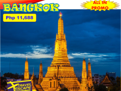 3 DAYS 2 NIGHTS  BANGKOK PACKAGE from Travel Escape Travel and Tours