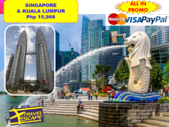 4 DAYS 3 NIGHTS SINGAPORE & MALAYSIA from Travel Escape Travel and Tours