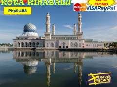 3 DAYS 2 NIGHTS KOTA KINABALU PROMO PACKAGE from Travel Escape Travel and Tours