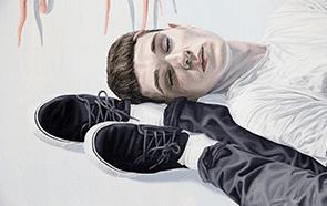 Tristan Pigott - BA Painting.