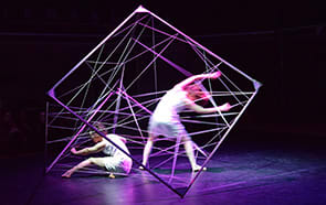 BA Theatre Design.