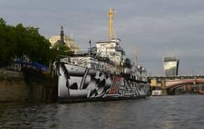 Read more about Dazzle Ship