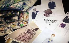 Read more about Hackett Visual Merchandising Project