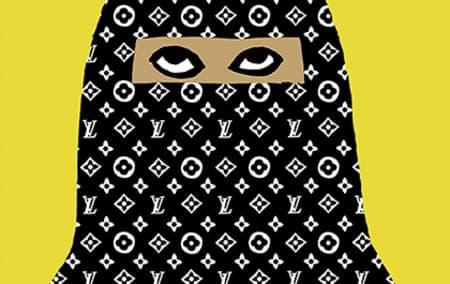 Jean Jullien Burqa