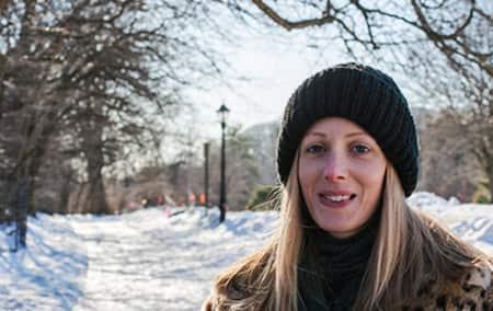 Laura Davis, graduate of MA Publishing at London College of Communication.