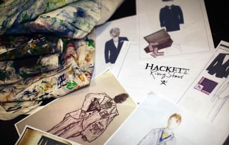 Visual merchandising sketches
