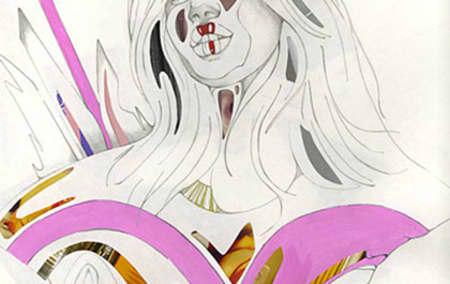 An illustration by Valentina la Porta