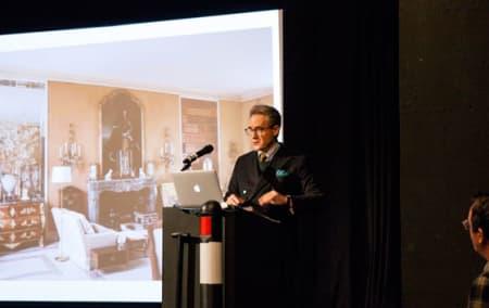 Interior Design: Dead or Alive - Peter York, Event Moderator