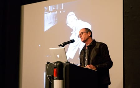 Interior Design: Dead or Alive - David Toop speaking about Sound and the Interior