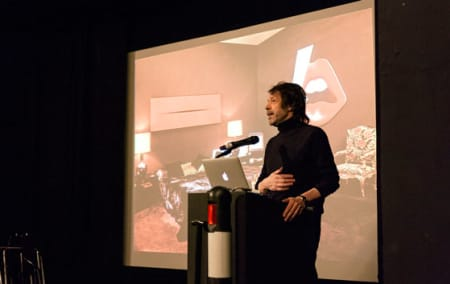 Interior Design: Dead or Alive - Peter Saville RDI speaking about The Apartment