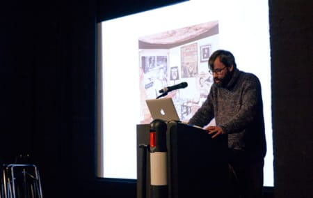 Interior Design: Dead or Alive - Andrew Wilson speaking about Richard Hamilton and the Interior