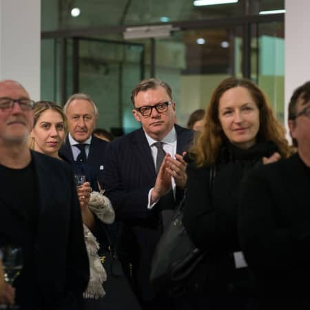 Donald Smith, Nicola Luck, Harold Tillman, Ian Rowley, Gertrude Thoma and Sebastian Conran, © D Griffiths 2014